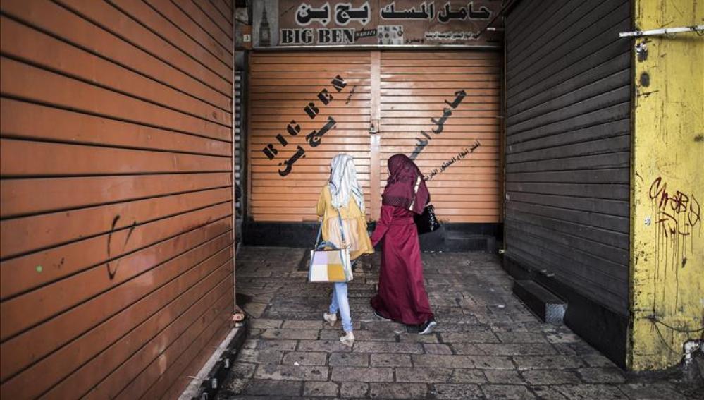 Mercado de Jerusalén