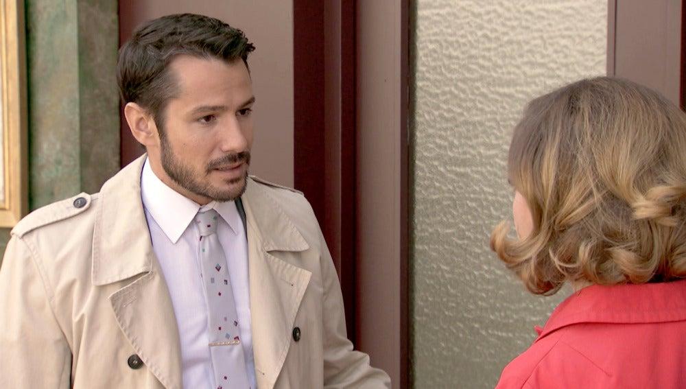 Miguel no se explica la desconfianza de Leonor