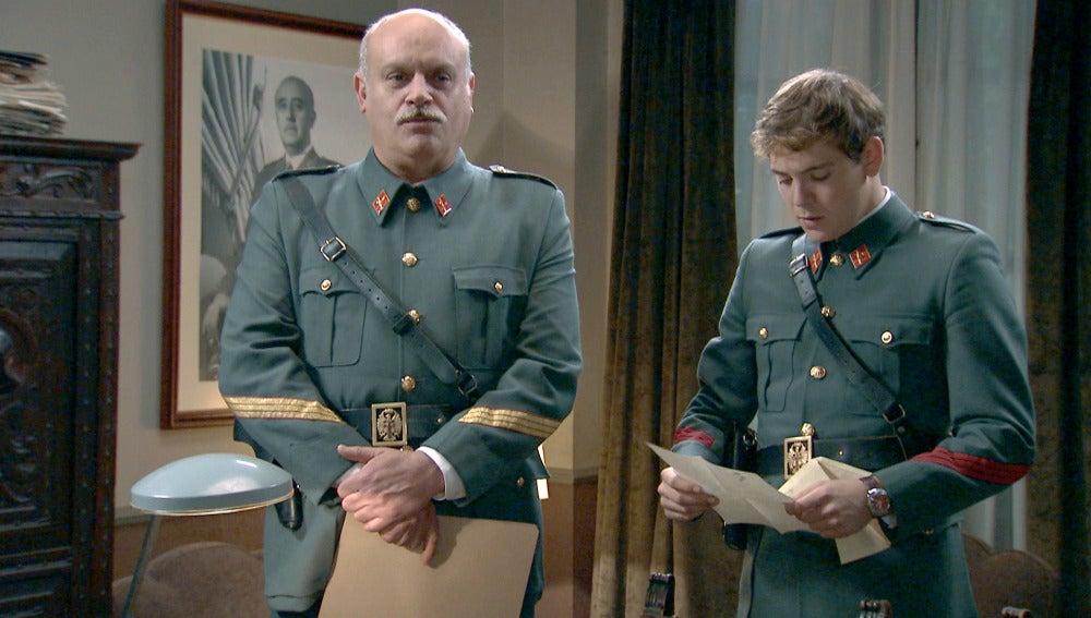 Guillermo es destinado a un cuartel de Asturias