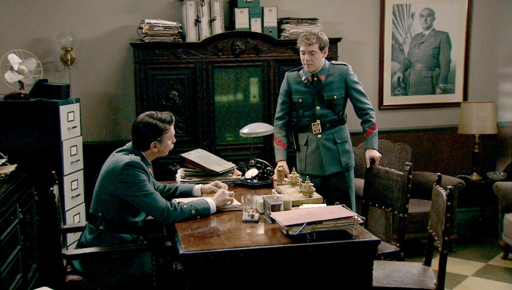 Tomás anima a Guillermo a seguir investigando
