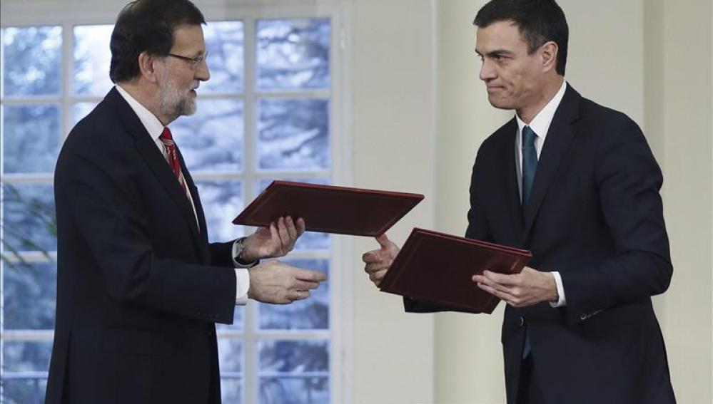 El Gobierno, PP y PSOE suman hoy nuevos socios al pacto antiyihadista