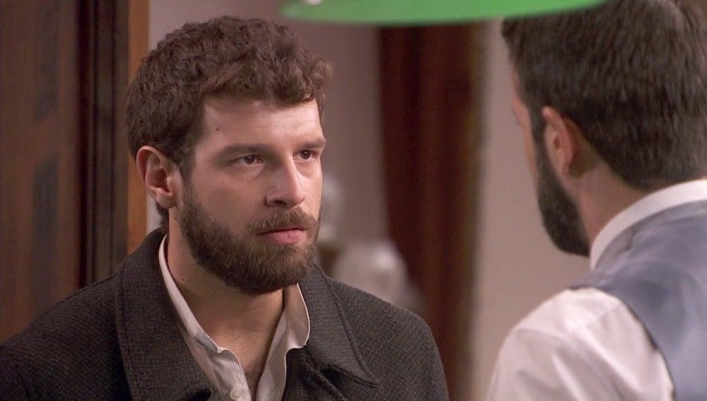 Bosco acusa a Severo de querer matar a su abuela