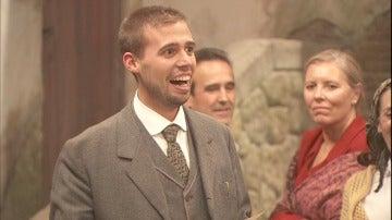 Hipólito se proclama el nuevo alcalde