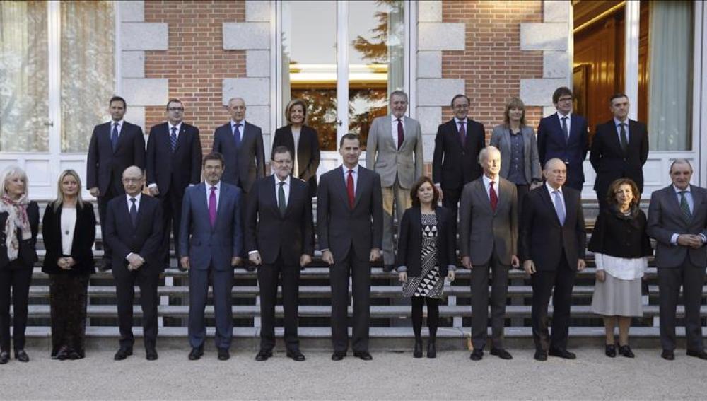 El Rey anima a concienciar contra el terrorismo y a defender los valores de las víctimas