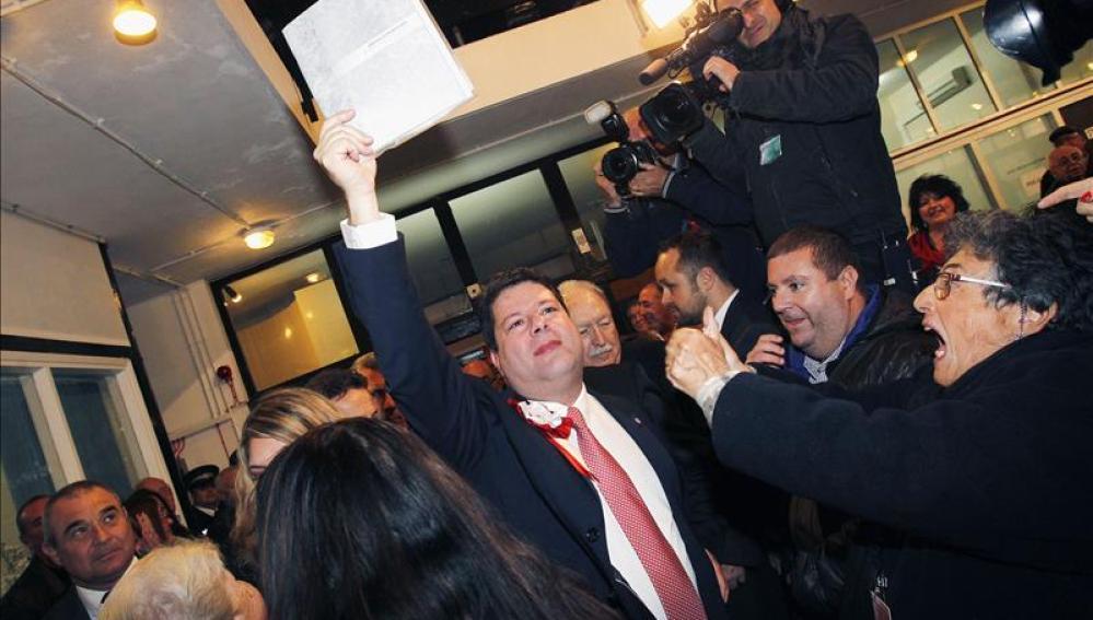 Picardo, reelegido ministro principal de Gibraltar