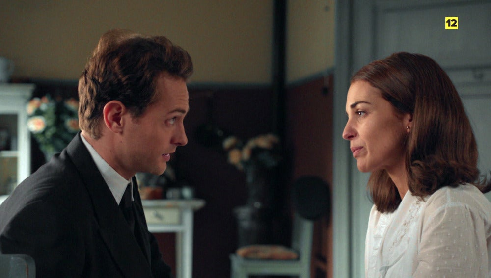 Carlos ocultará a Ana que Alberto sigue vivo para recuperarla