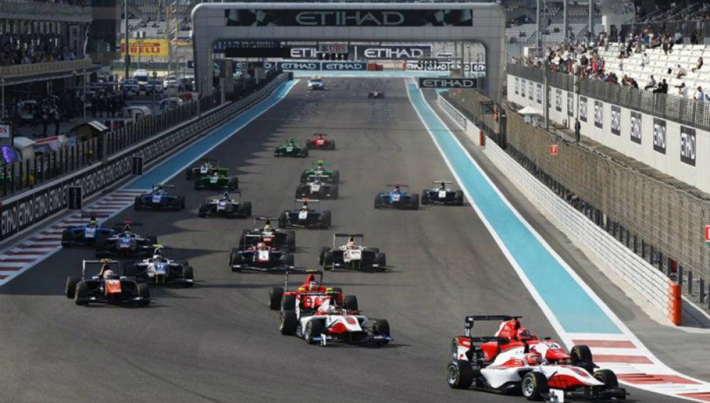 Ocon, campeón de la GP3