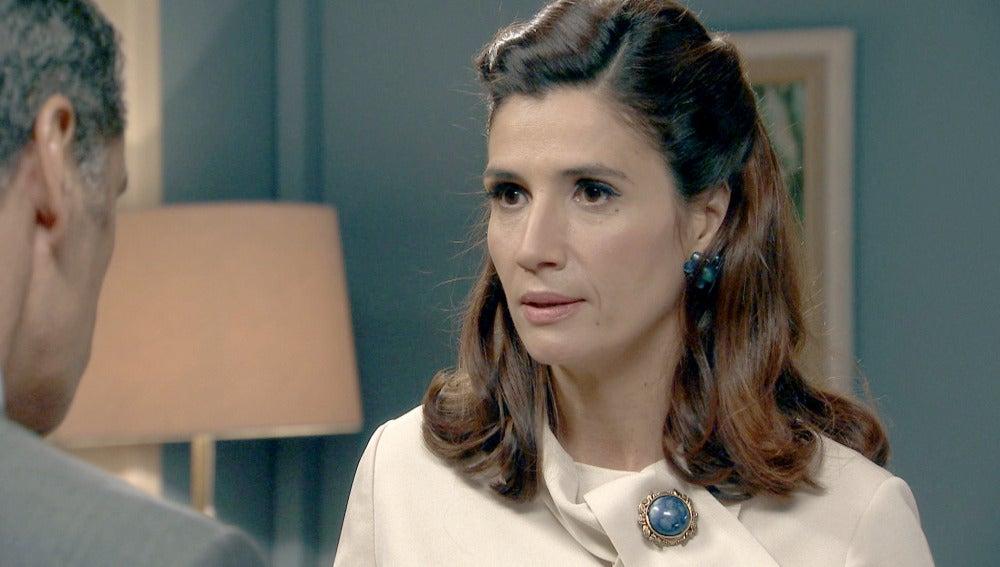 Martos le pide a Adela formalizar la nulidad matrimonial
