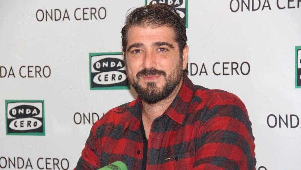Antonio Orozco en Más de uno