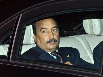 Mohamed Ould Abdel Aziz, el presidente de Mauritania