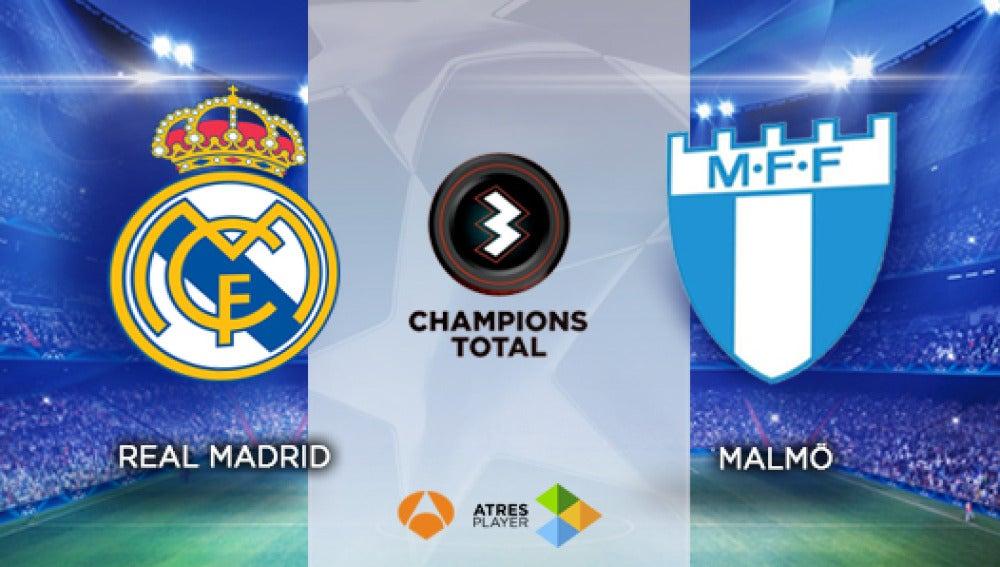 Champions Total Real Madrid - Malmö