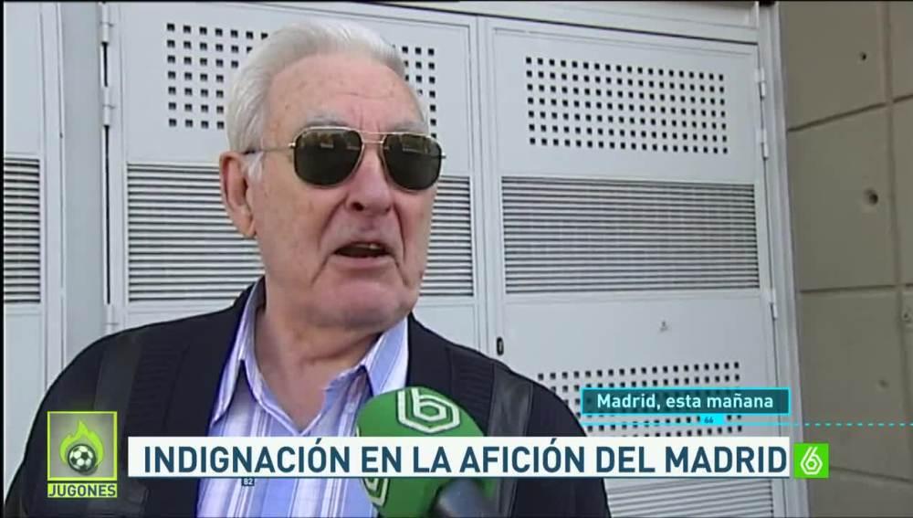 Aficionado Real Madrid