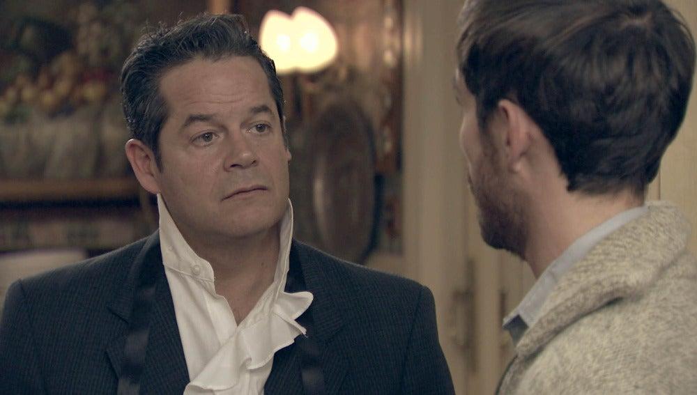 Ramón vuelve a fracasar y se consuela con la visita de Manolita