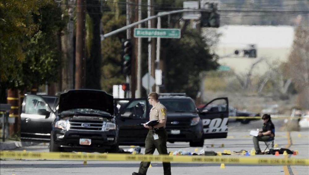 Supuesta autora del tiroteo en EEUU declaró lealtad a Daesh, según medios