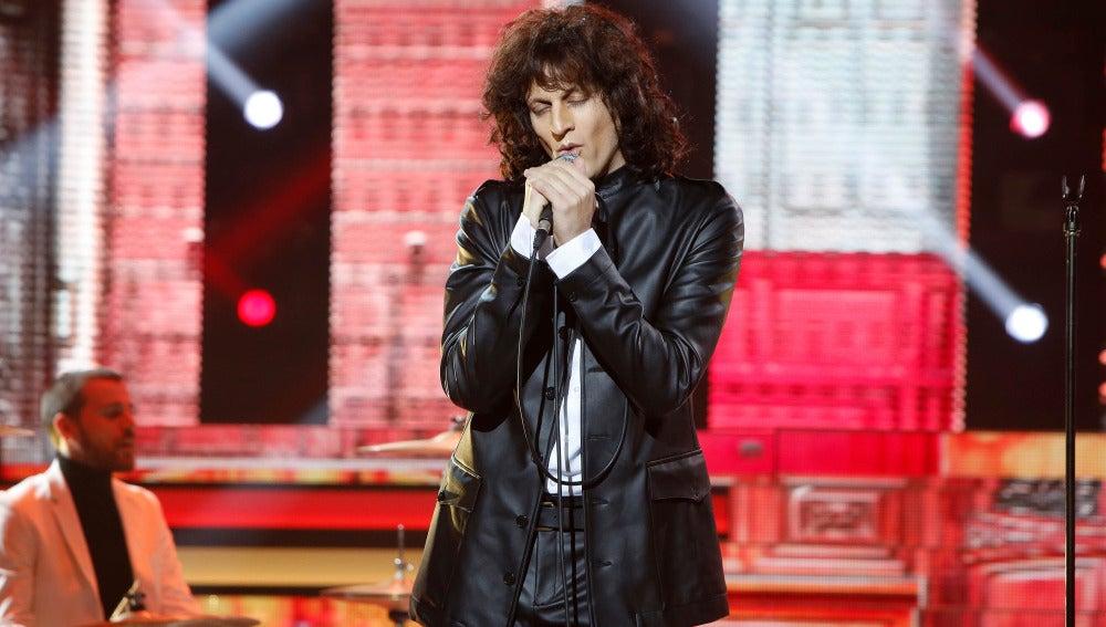 Edu Soto se convierte en Jim Morrison y canta 'Light my fire'
