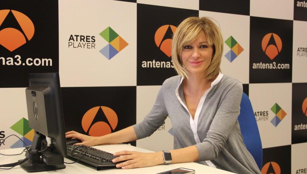 Encuentro digital con Susanna Griso