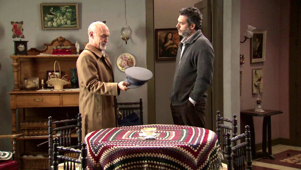 Eladio rechaza cualquier contacto con Elías Roncero