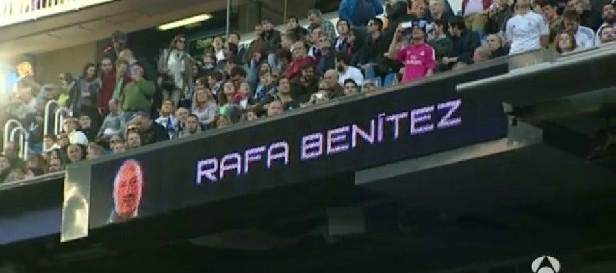 Antena 3 tv gran pitada a ben tez y gritos de for Oficinas getafe cf