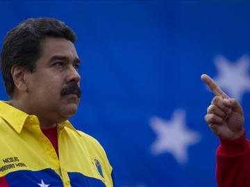 Nicolás Maduro, el presidente Venezolano
