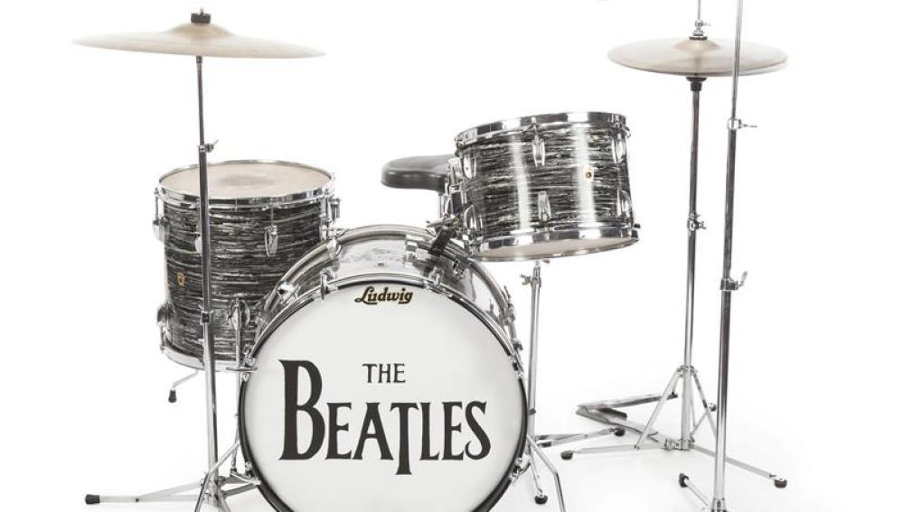 La batería fue utilizada en numerosos conciertos y en la grabación de famosos temas de la banda