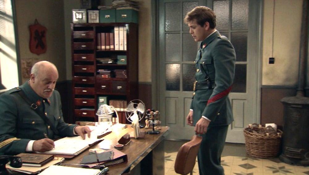 Gervasio confunde Guillermo con información sobre su madre