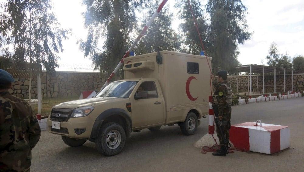 Ataque al aeropuerto de Kandahar