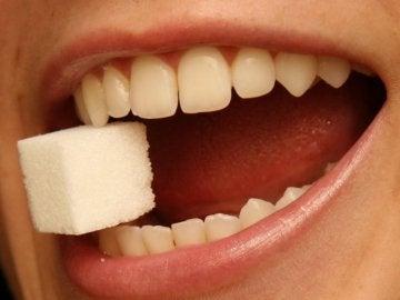 Comer azúcar no es muy bueno para la salud