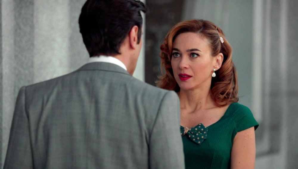 Mateo y Clara atrapados en una boda que no quieren