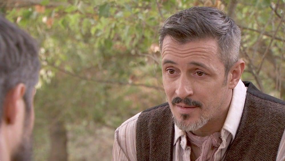 Alfonso está convencido de que de Emilia volverá a su lado