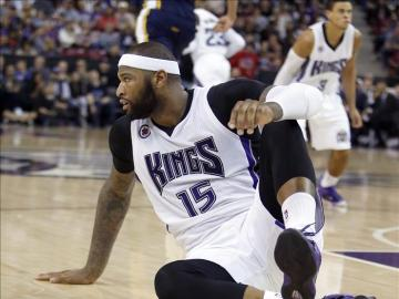 Rondo, el jugador de los Kings de Sacramento