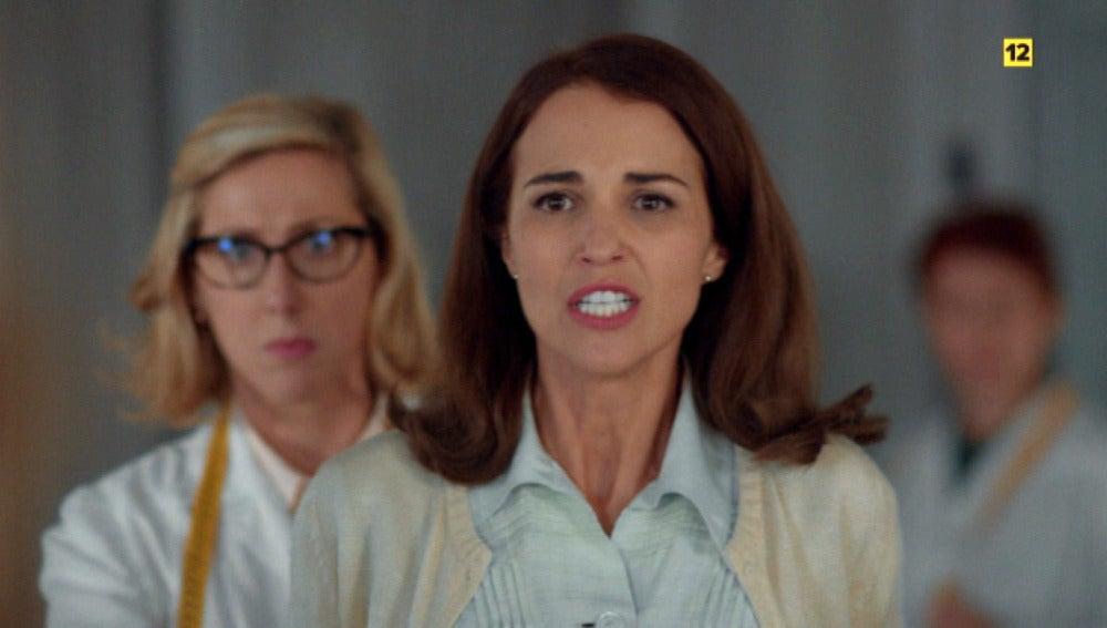 """Ana a Cristina: """"No te voy a consentir que me vuelvas a amenazar, no te tengo miedo"""""""