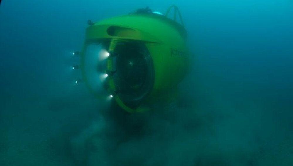 El submarino Ictineu 3