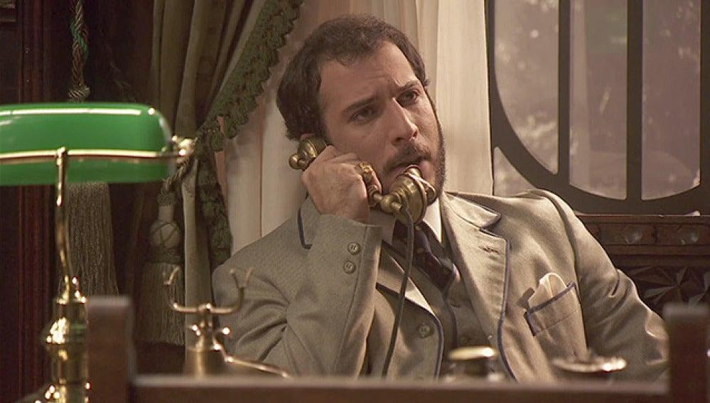 liseo se entromete en los negocios de Carmelo y Severo