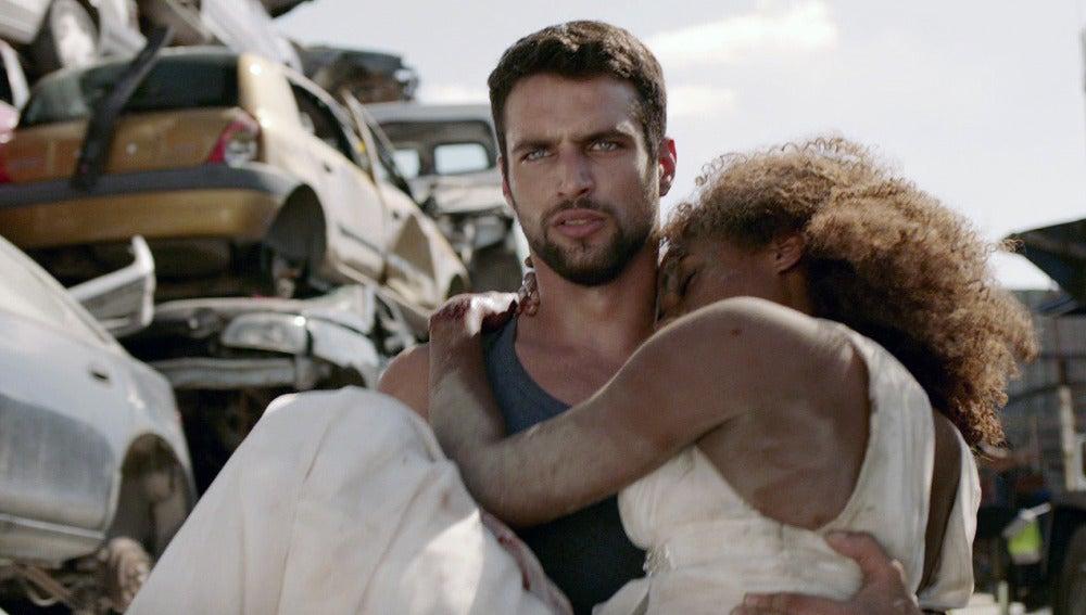 Lucas rescata a Fara