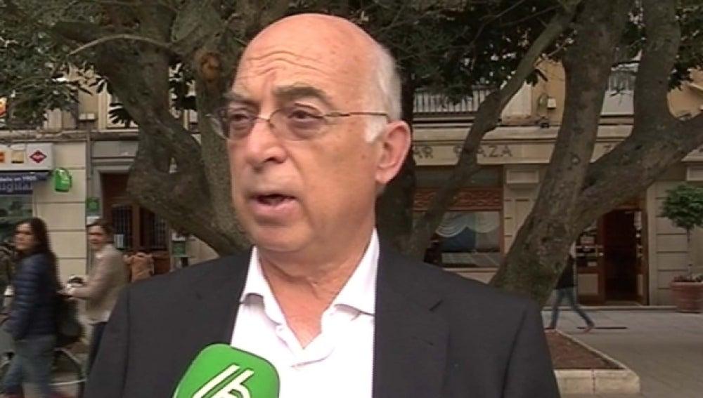 El cabeza de lista de Ciudadanos por Cantabria, el médico Carlos Pracht