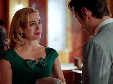 Clara teme que Mateo suspenda la boda por su padre