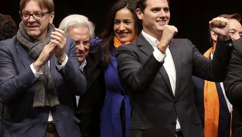 Albert Rivera cierra campaña en Madrid