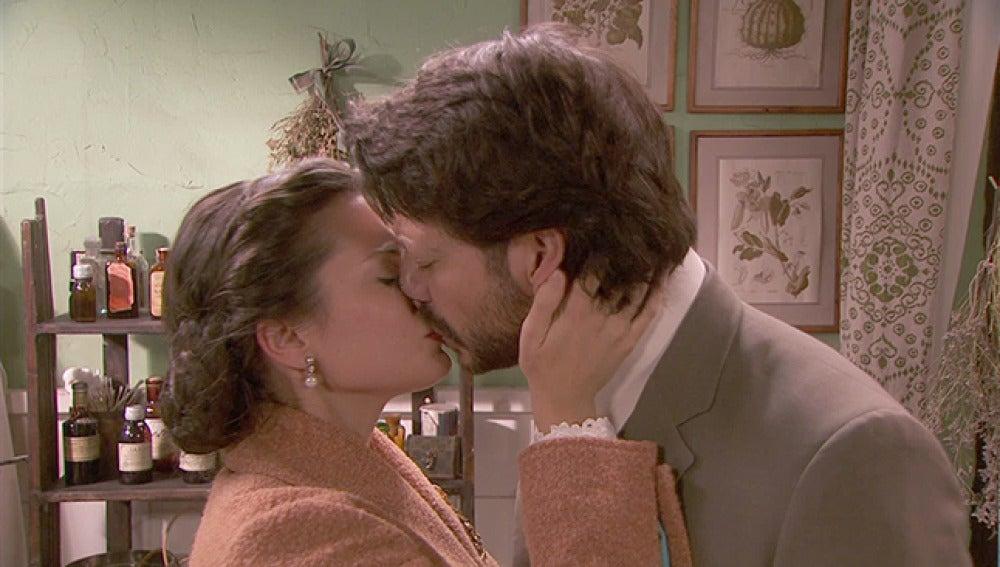 "Puente Viejo C1225 - Sol a Lucas: ""Jamás he querido a nadie como te he querido a ti"""