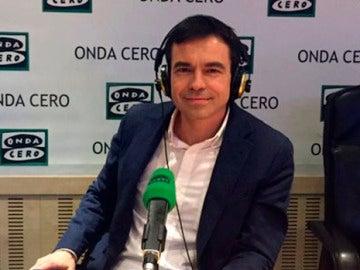 Andrés Herzog en Onda Cero