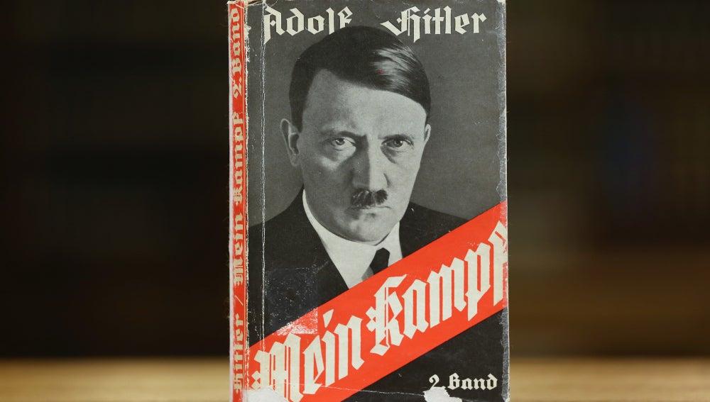 Una edición del 'Mein Kampf' del año 1941