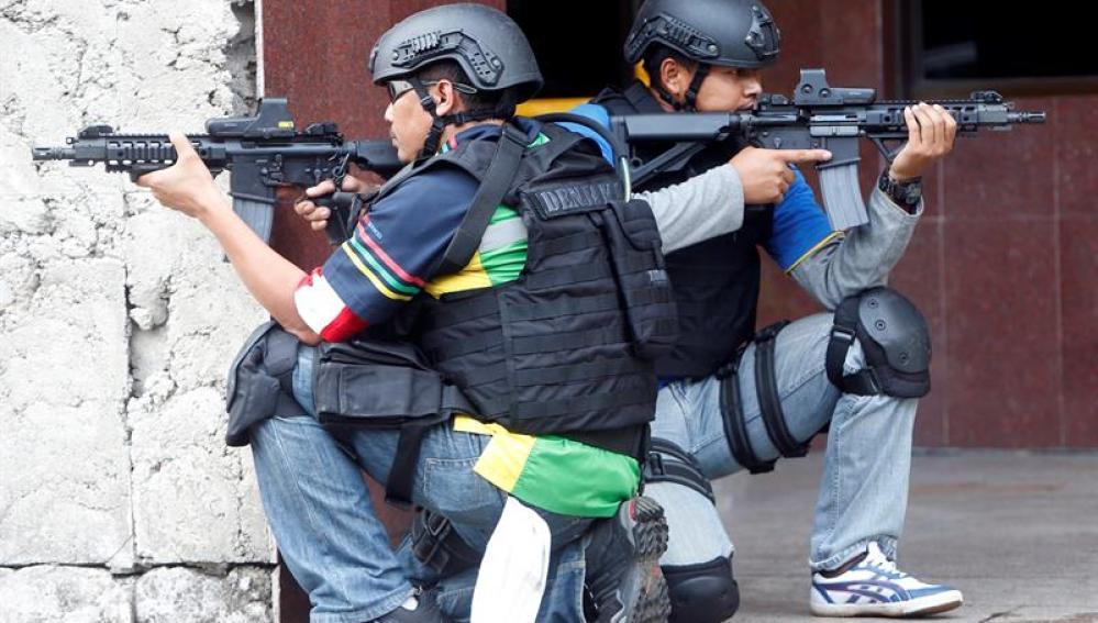 Indonesia ha aumentado la seguridad en el país