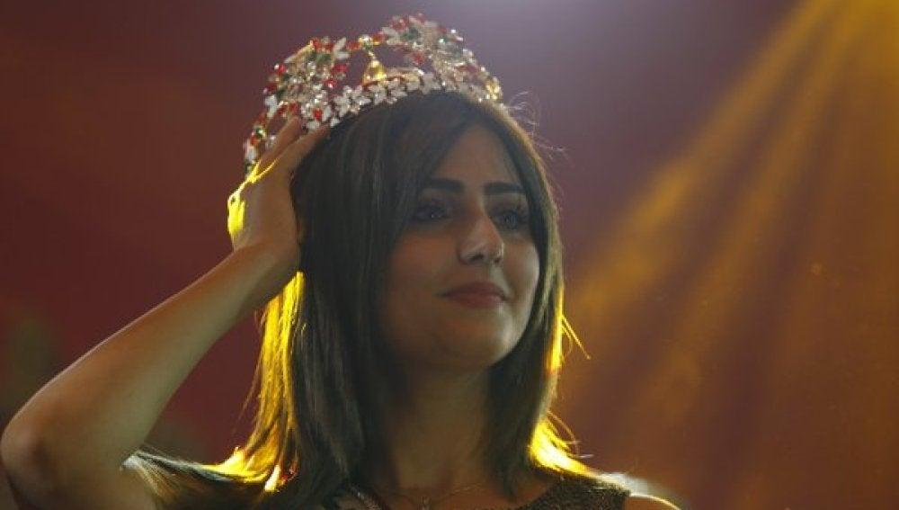 Reina de la Belleza en Irak