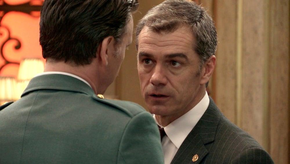 """Eugenio a Tomás: """"Sé que eres una rata que volverá a hacer daño a Adela"""""""
