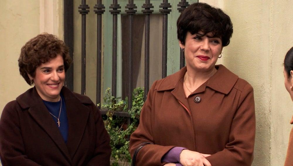 Benigna contrata a una actriz para tender una trampa a Máximo