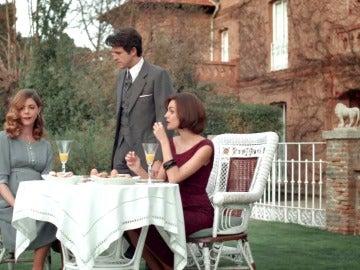 El enfado de Enrique con Cristina y Bárbara en guión