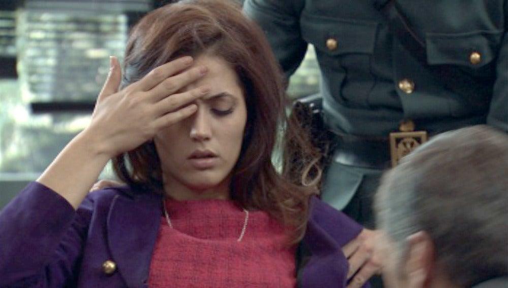 Tomás le salva la vida a Sofía gracias al doctor Martos