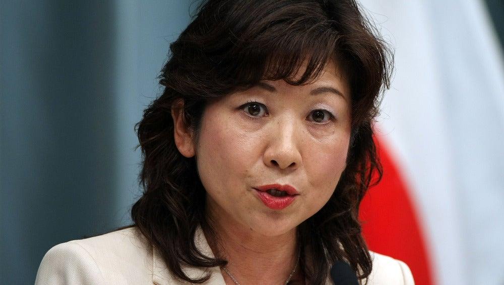 La política japonesa Seiko Noda, en contra de las reuniones a primera hora del día