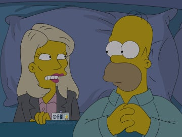 Los Simpson C531 'Homerland'