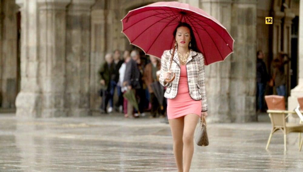 """Sabrina: """"Cuando paseo por la calle los hombres me suelen mirar"""""""