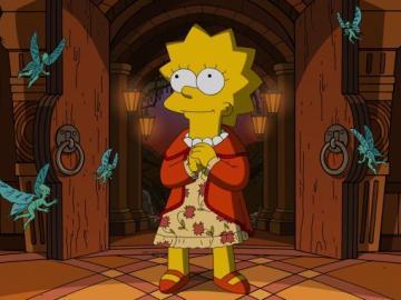 Los Simpson C532 'La casa del terror XXIV'